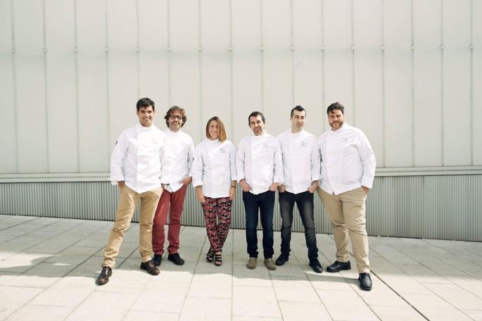 6 chefs Segunda Edición The Table by