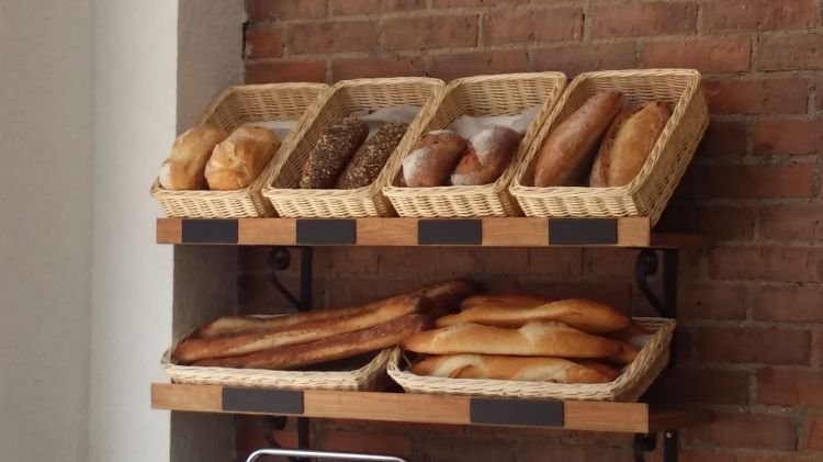 Venden pan de Madre Hizo Pan.